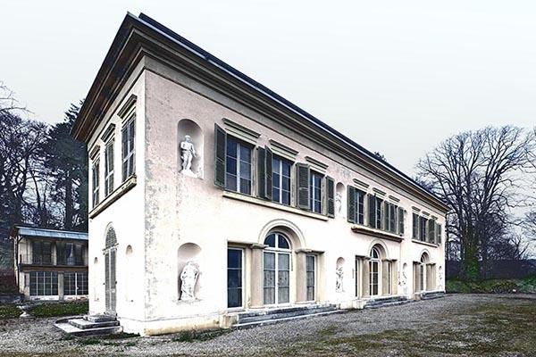 Château de Beaulieu, Rolle Ouverture de chantier / Site opening Burrus Nussbaumer Architectes