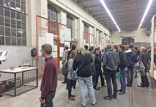Case Study Steel House Vernissage / Opening Exposition / Exhibition