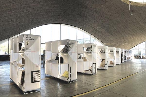 Burrus Nussbaumer Architectes, DRA4, Distinction Romande d'Architecture, Pavillon Sicli