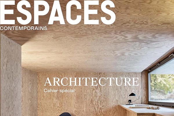Burrus Nussbaumer Architectes, Seismic Award 2018